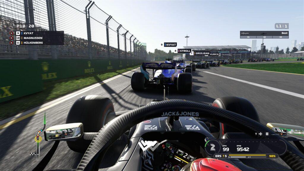 F1 2019 gra 2