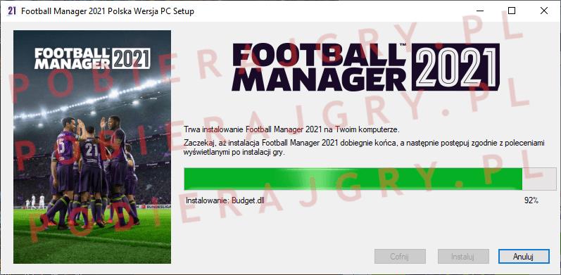 Football Manager 2021 Instalacja 6
