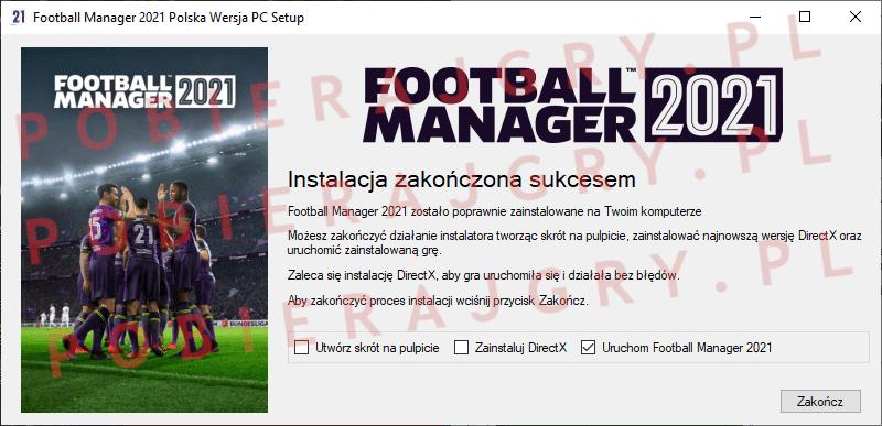 Football Manager 2021 Instalacja 7