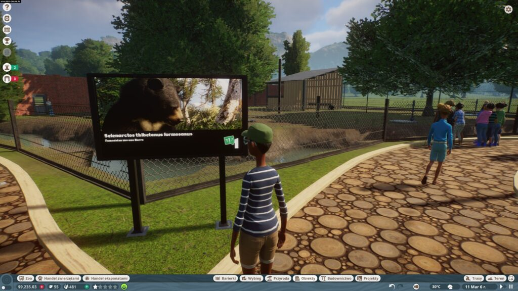 planet zoo gra