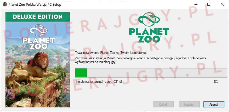 planet zoo instalacja 5