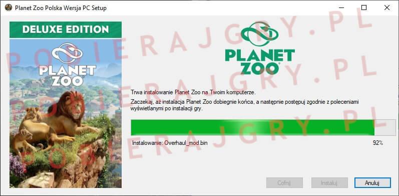 planet zoo instalacja 6