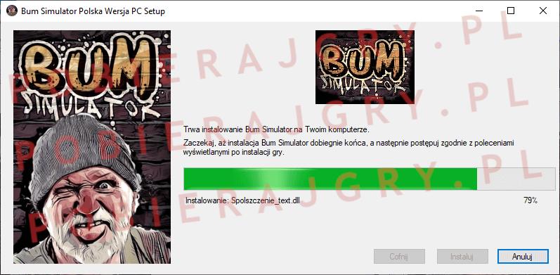 Bum Simulator Instalacja 6