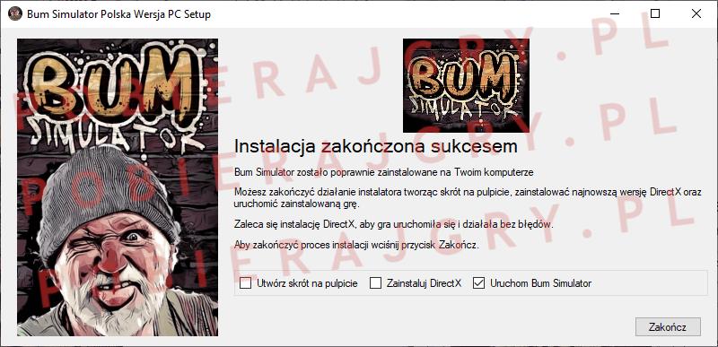 Bum Simulator Instalacja 7