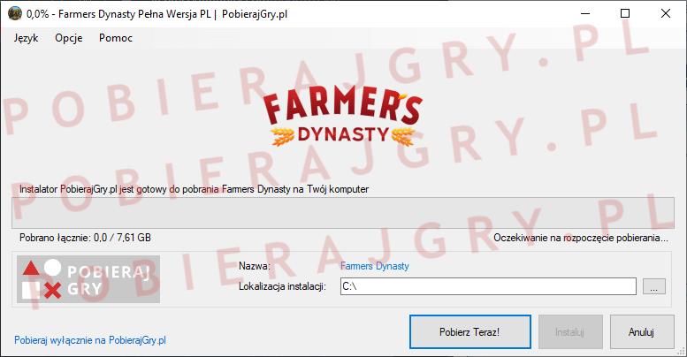 Farmers Dynasty Pobierz