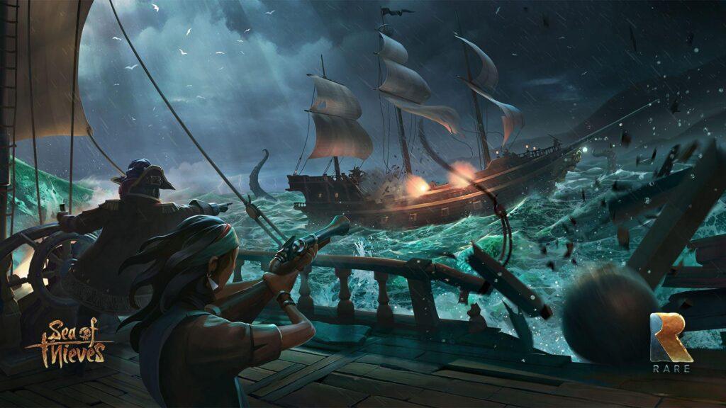 Sea of Thieves tapeta