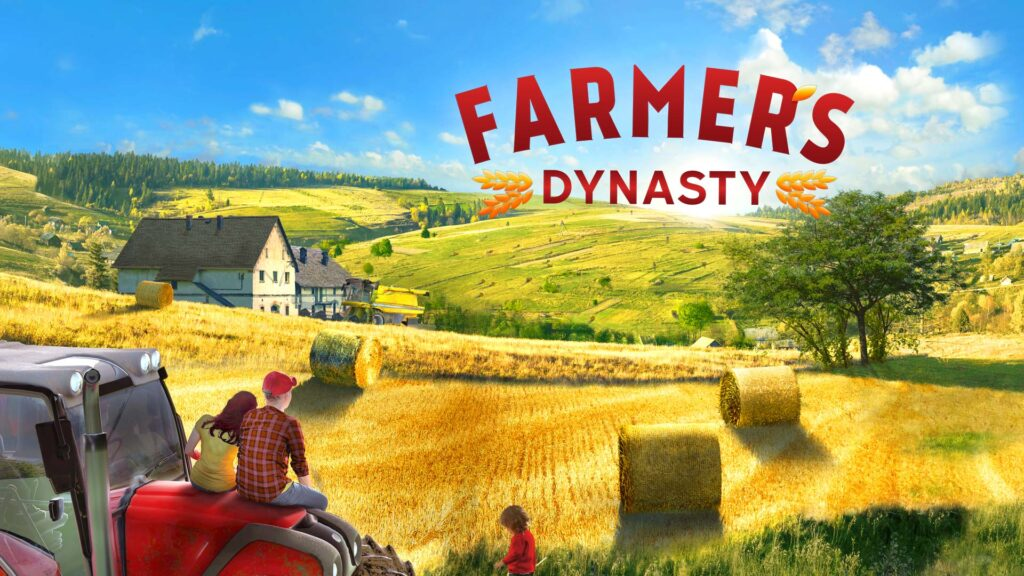 farmers dynasty tapeta