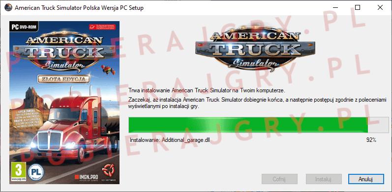 American Truck Simulator Instalacja 6