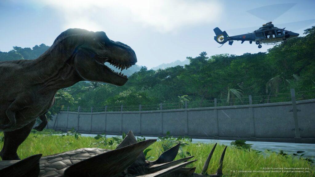 Jurassic World Evolution gra 2