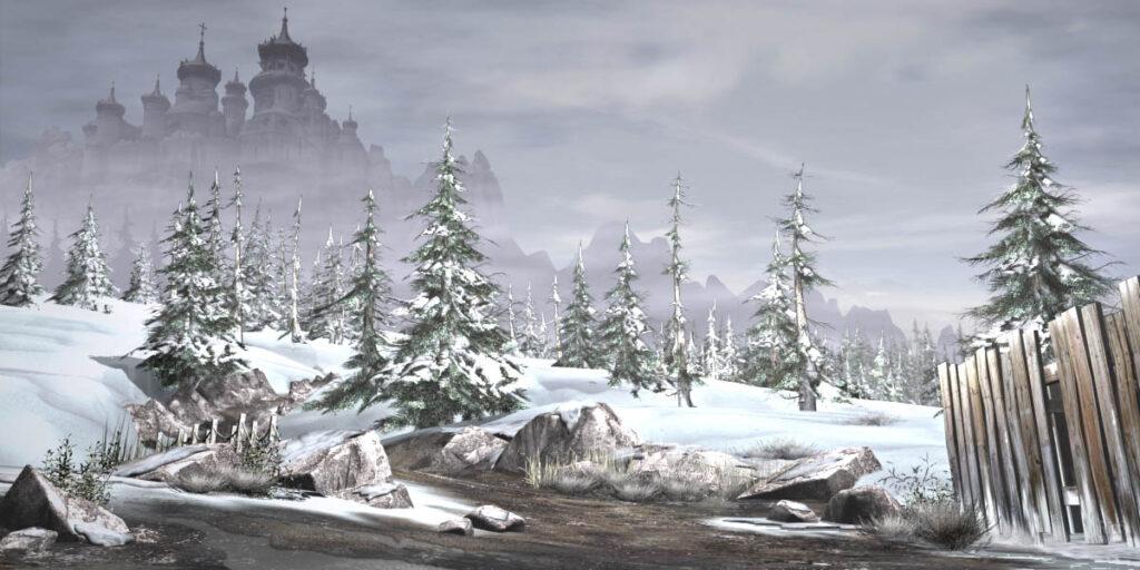 Syberia 2 gra 2