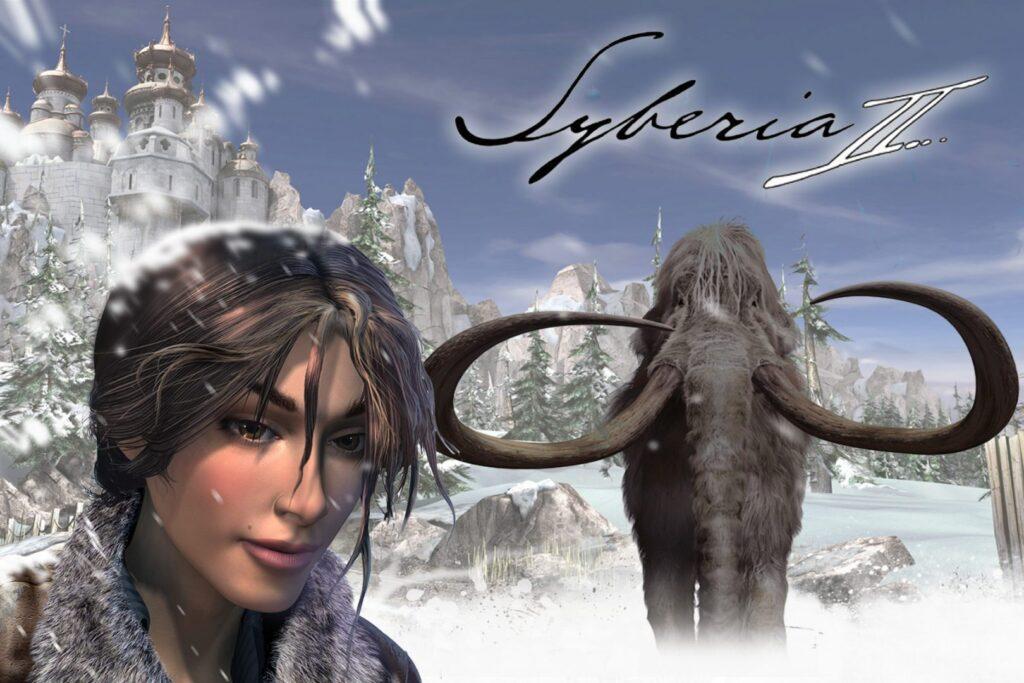 Syberia 2 tapeta