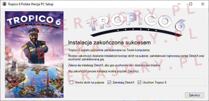 Tropico 6 Instalator 7