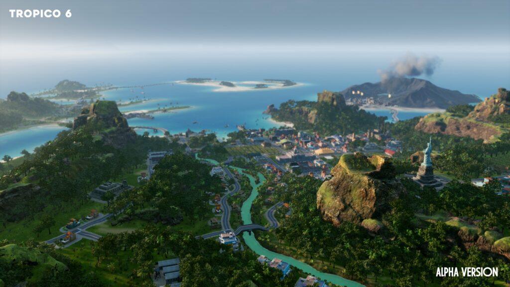 Tropico 6 gra 1