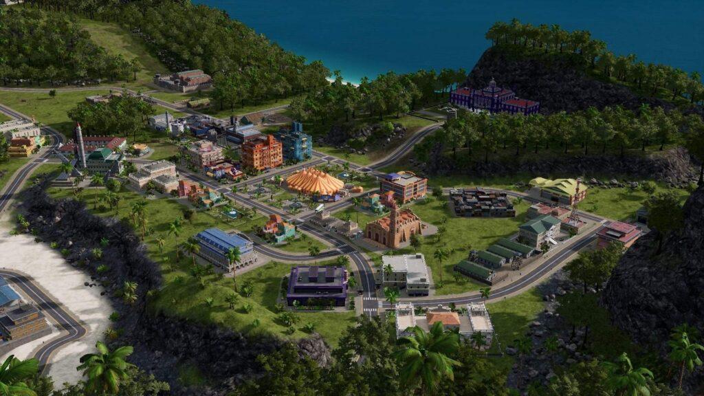 Tropico 6 gra 2