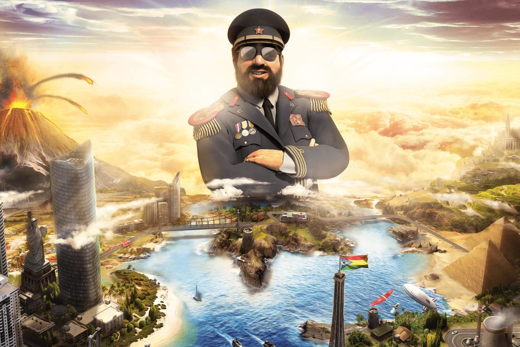 Tropico 6 tapeta