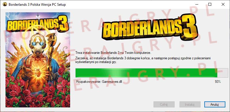 Borderlands 3 Instalacja 6