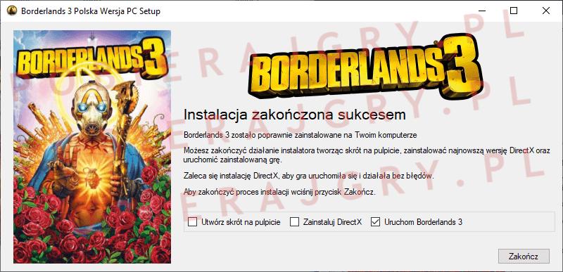 Borderlands 3 Instalacja 7