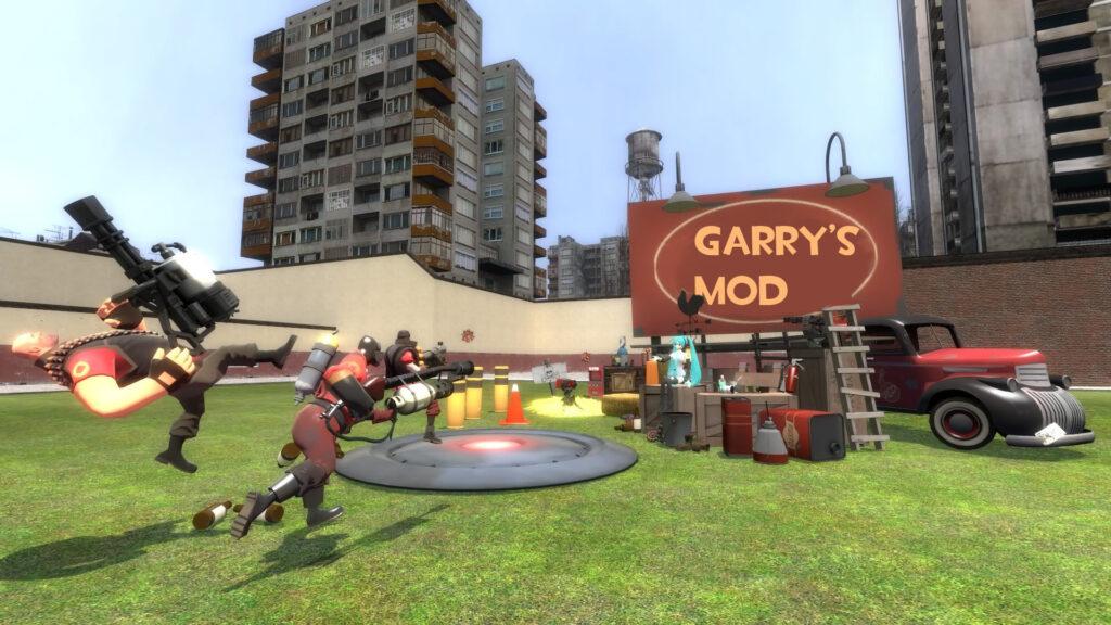 Garry's Mod Gra