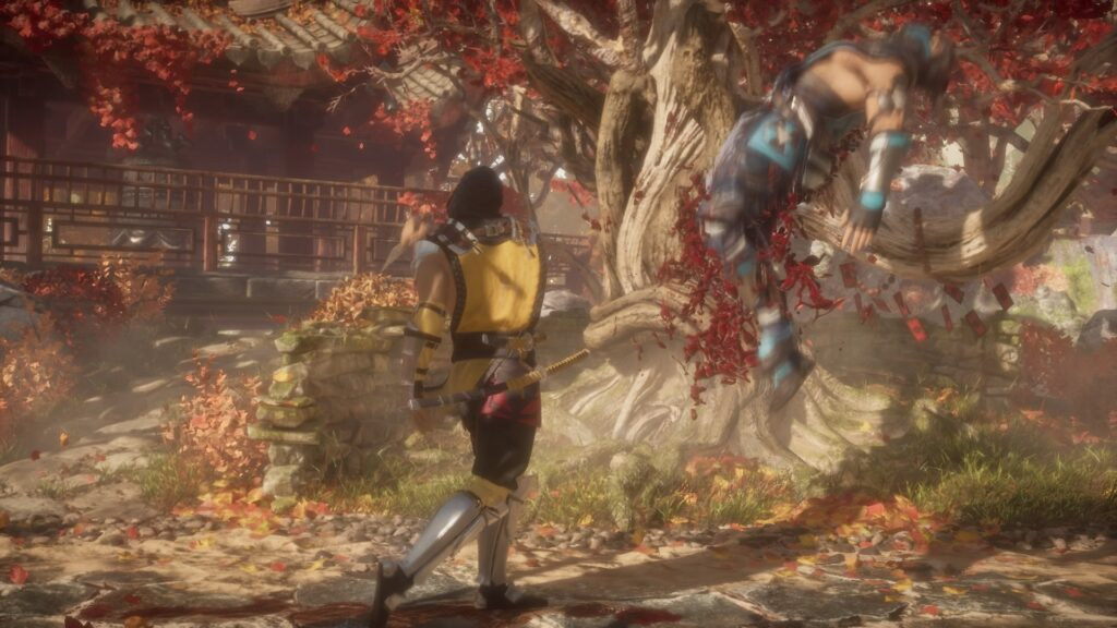 Mortal Kombat 11 gra 2