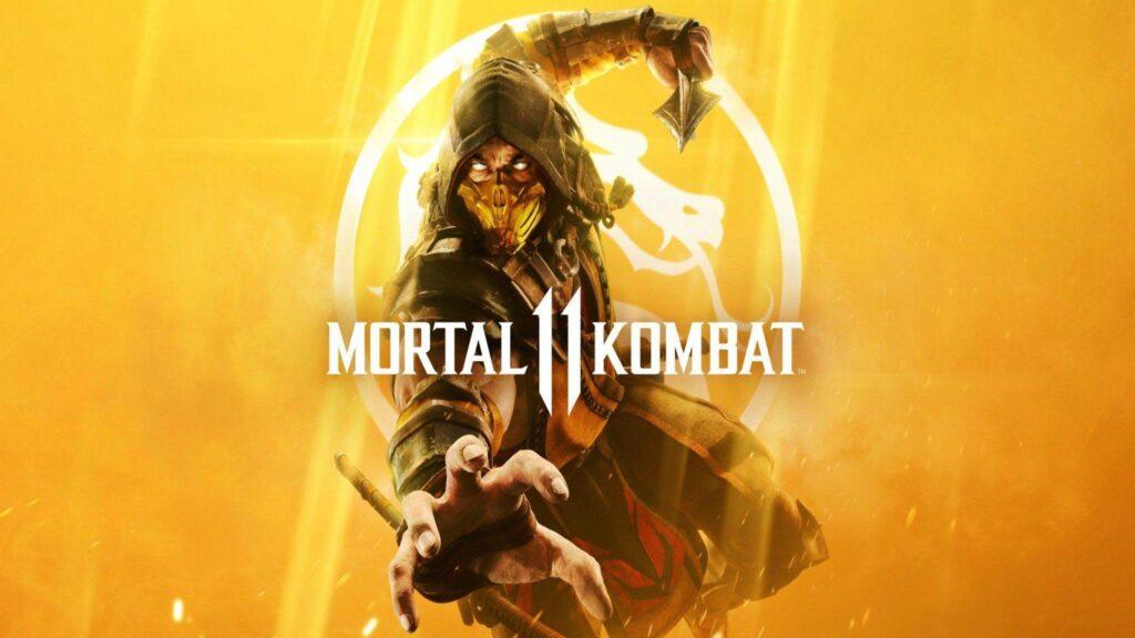 Mortal Kombat 11 tapeta