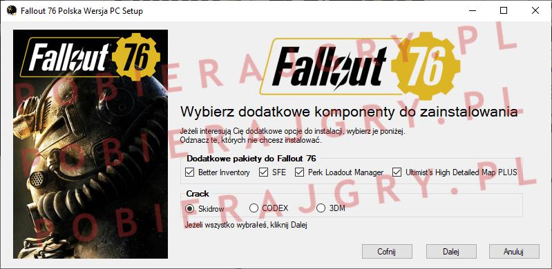 Fallout 76 Instalacja 3