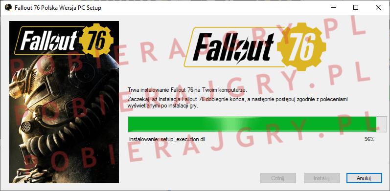 Fallout 76 Instalacja 6
