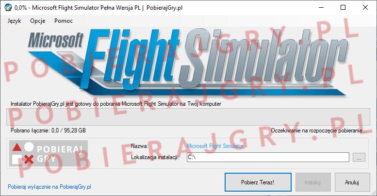 Flight Simulator Pobierz