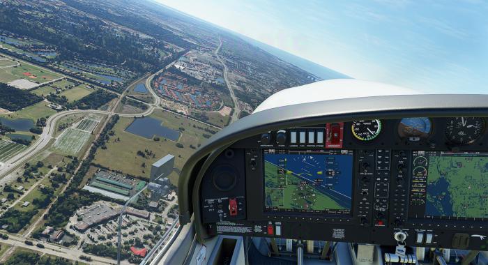 Flight simulator gra 2