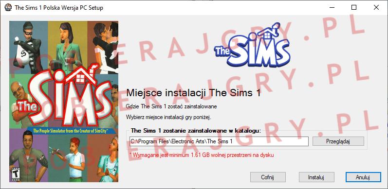 The Sims 1 Instalacja 4