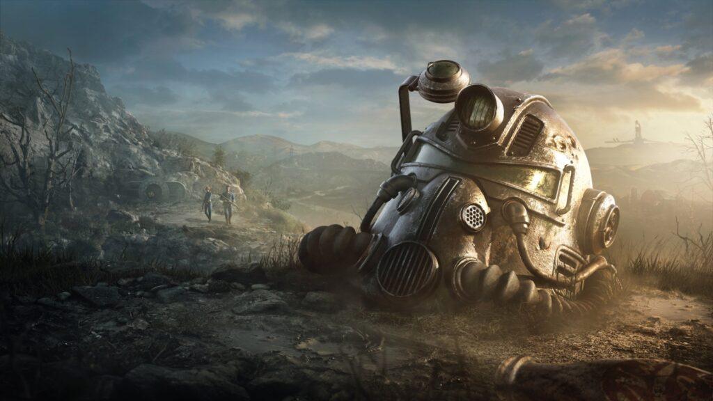 Fallout 76 tapeta