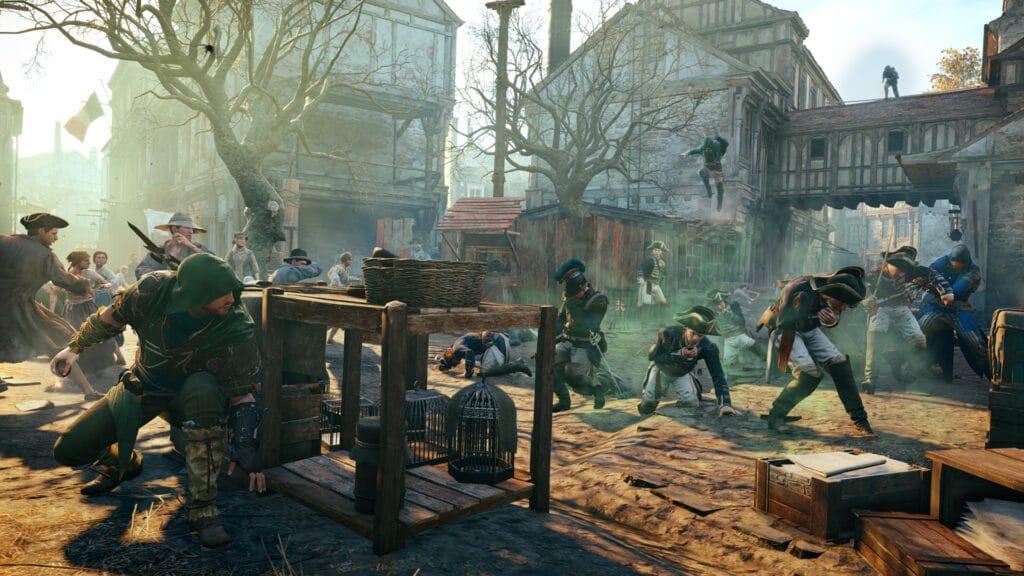 Assassins Creed Unity gra 1