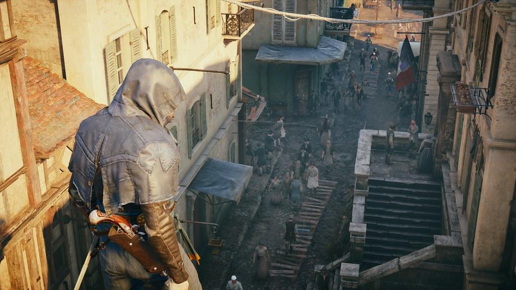 Assassins Creed Unity gra 2