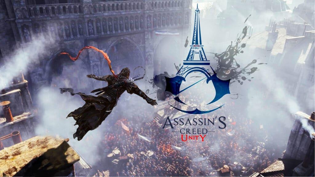 Assassins Creed Unity tapeta