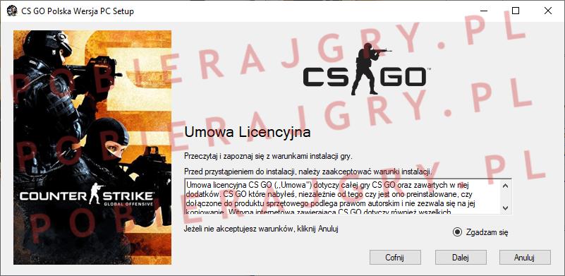 CS GO Instalacja 2