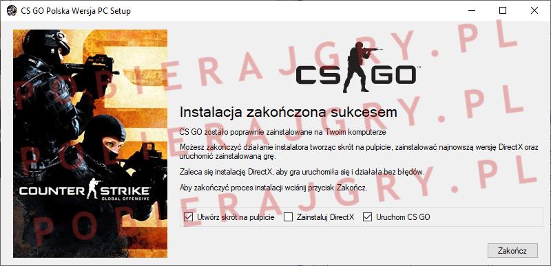 CS GO Instalacja 7