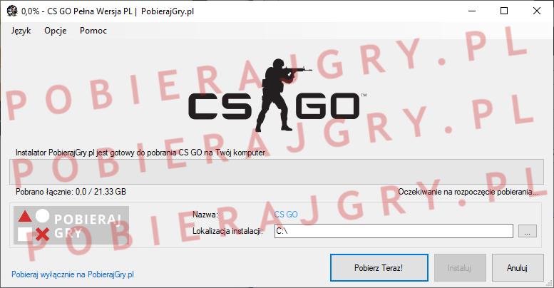 CS GO Pobierz