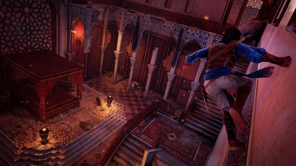 Prince of Persia Piaski Czasu Remake gra 2