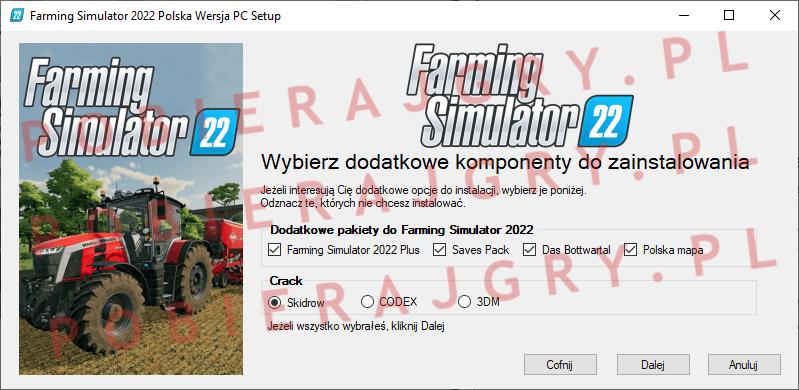 Farming Simulator 2022 Instalacja 3