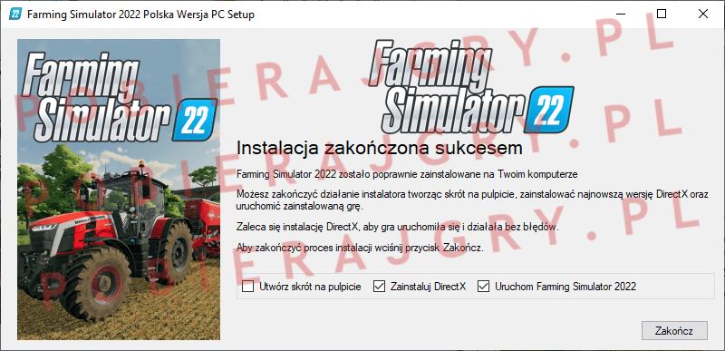 Farming Simulator 2022 Instalacja 7