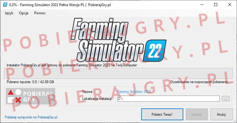 Farming Simulator 2022 Pobieranie