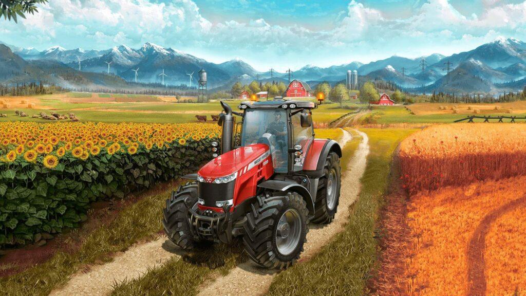 Farming Simulator 2022 gra 1