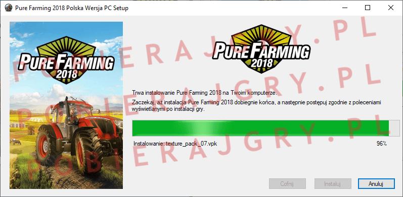 Pure Farming 2018 Instalacja 6