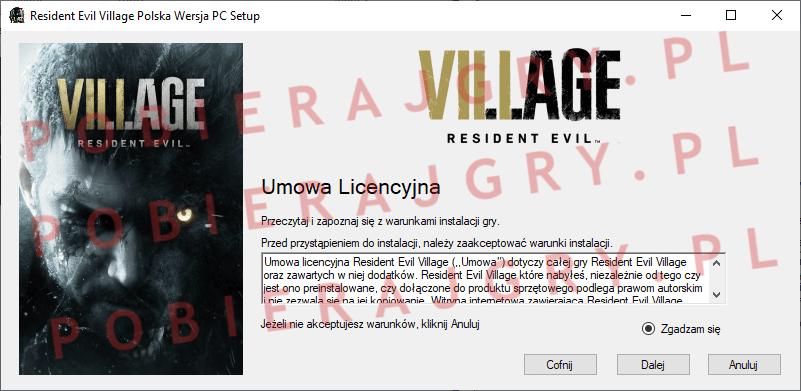 Resident Evil Village Instalacja 2