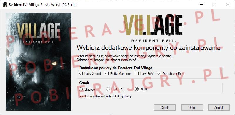 Resident Evil Village Instalacja 3