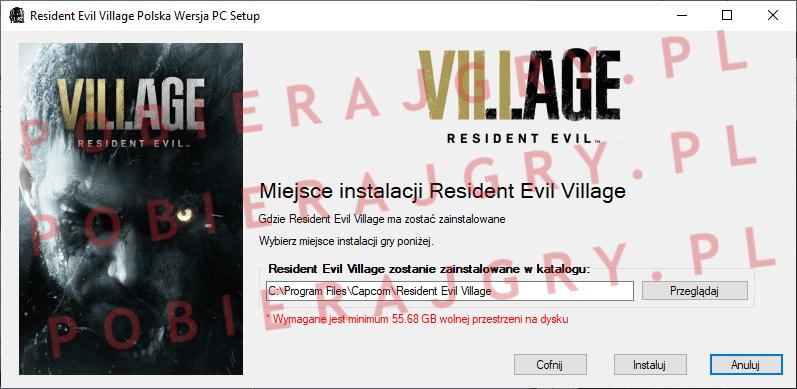 Resident Evil Village Instalacja 4