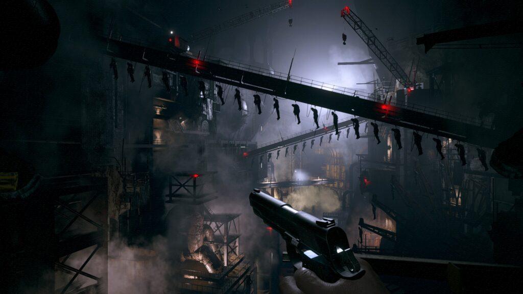 Resident Evil Village gra 1