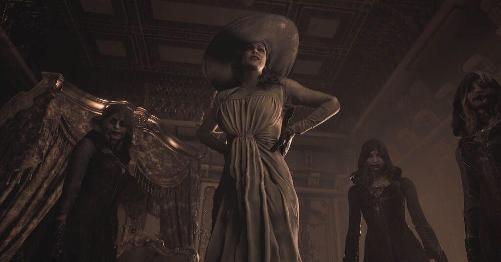 Resident Evil Village gra 2
