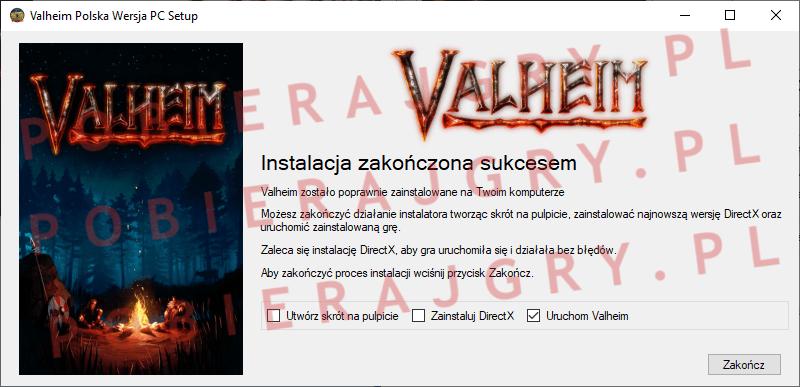 Valheim Instalacja 7