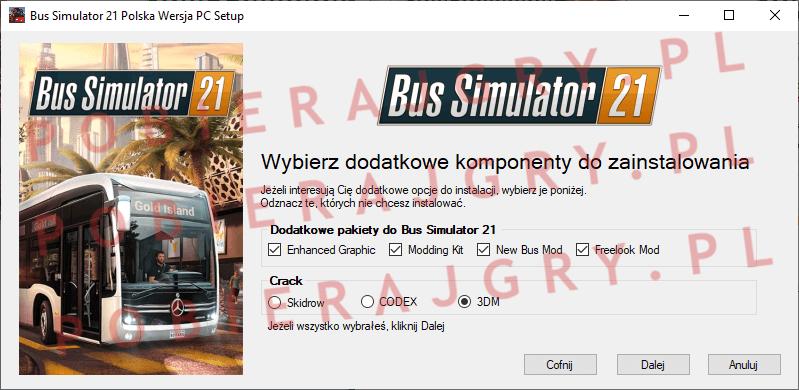 Bus Simulator 21 Instalacja 3