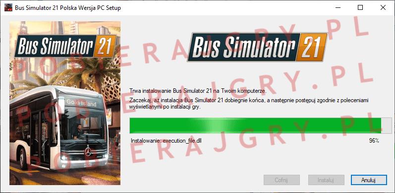 Bus Simulator 21 Instalacja 6
